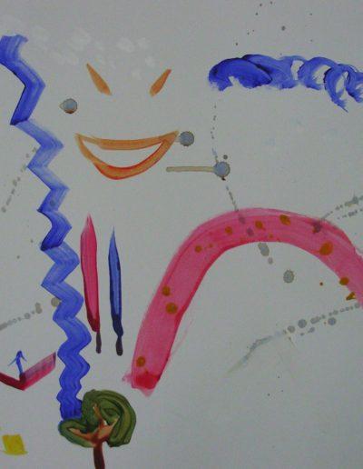 Opera 2 - laboratorio per bambini astrattismo lirico